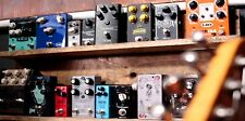 Mid Fi Electronics Pitch Pirate Deluxe Delay, Vibratro Clone Guitar Effects Peda