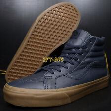 VANS Sk8 Hi Reissue Zip Hiking Navy gum Men s Shoes 8.5 5baa2425d