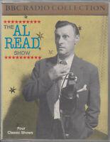The Al Read Show 2 Cassette Audio 4 Classic Episodes Comedy Sketches FASTPOST