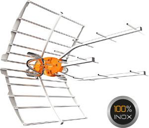 TELEVES Antenna UHF ELLIPSE BOSS Tforce televes + alimentatore (incluso) 148905