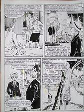 ECOLIERE ET MANEQUIN (RUIZ) GRANDE PLANCHE SHOOLGIRLS AREDIT PAGE 46