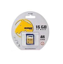 Scheda di MEMORIA CLASSE 10 SD HC 16Gb SDHC 16 GB CLASS