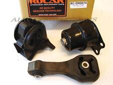 ROCAR Engine Mount Motor Transmission Mount Honda FIT 09-13 Manual 3pc RC-EM0074