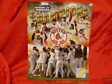 Boston Red Sox 2004 World Series Glossy 8x10 Photo MLB