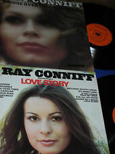 2 LP disque UK RAY CONNIFF AND THE SINGERS Bridge Over Troubled Water LOVE STORY