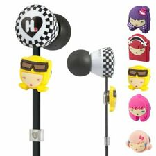 """MONSTER earphone WICKED STYLE """"HARAJUKU LOVERS"""" collabo model MH-HJ-WIKD-IE"""