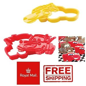 Disney Cars Biscuit Cookie Pastry Cutters Baking Mater Lightning McQueen Cutter