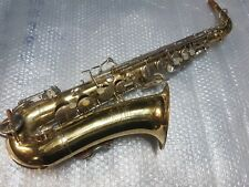 1976 BUESCHER ARISTOCRAT 400 ALT / ALTO SAX / SAXOPHONE - made in USA