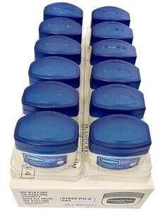 Vaseline Creme Pure Petroleum Jelly Original - 12er Pack (12 x 50 ml)