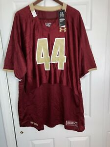 Boston College Eagles Football Jersey Under Armour NWT Mens 3XL #44