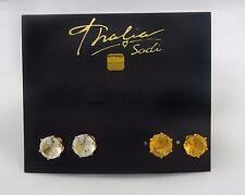 THALIA SODI Stone Stud Earrings Msrp  $19.00 *** NEW ***