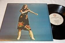 "EMMYLOU HARRIS Evangeline 12"" Vinyl LP Warner Bros 1981 ~d"