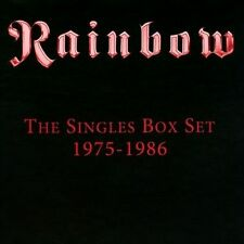 The  Singles Box Set 1975-1986 [Box] by Rainbow (CD, Feb-2014, 19 Discs)