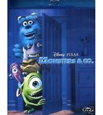 DISNEY PIXAR BLU RAY MONSTERS & Co (2 BRD)