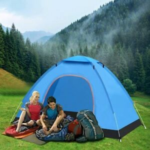 Automatic Camping Tent Outdoor Waterproof Shelter Couple Person Portable Canopy