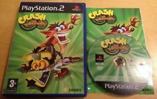 CRASH TWINSANITY for SONY PS2 PLAYSTATION 2 COMPLETE