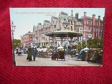 VINTAGE COLOURED POSTCARD,ROYAL VICTORIA PAVILLION,RAMSGATE,KENT,E CLARK,c1910