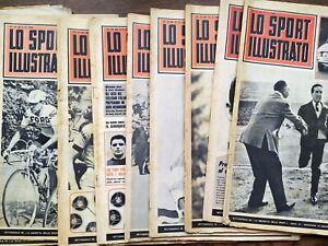 LO SPORT ILLUSTRATO ANNO ANNO 55 1966