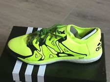 Adidas X 15.1 Boost Fußballschuhe Indoor Herren Sneaker Schuhe NEU B25497