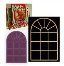 Window B Metal Die - Cheery Lynn Designs Cutting Dies All Occasion Arched