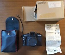 Akira TC-002 35MM Vintage Film Camera (bundle w/ bag, strap, box, instructions)
