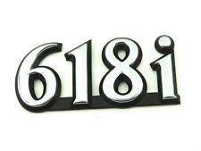 Echt Brand New ROVER 618i BOOT BADGE Rear Emblem 6 Series DAL103130MMM