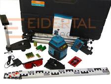 Baulaser, Rotationslaser, Nivellierlaser geo-Fennel EL 515 Komplett-Set *NEU*