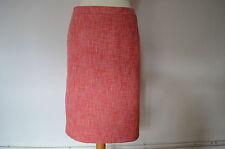 MOSCHINO Traum Tweed Rock pink meliert NEU! D 40 IT 46 knielang