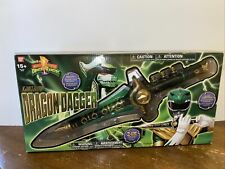 Mighty Morphin Power Rangers Legacy Green Dragon Dagger Bandai