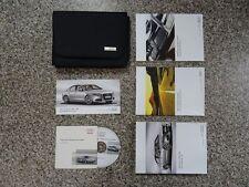 Audi a6 s6 4g bordmappe manual de instrucciones de libro de a bordo CD onboard MMI navegación EE. UU.