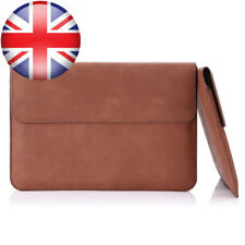 MoKo Sleeve Bag for MacBook Pro 15-Inch, Protective PU Leather PC Notebook...