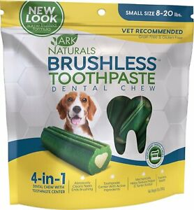 Ark Naturals Brushless Toothpaste-Dogs  Small 12oz (Free Shipping in USA)