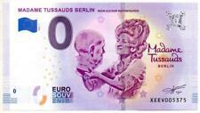 Billet touristique 0 Euro - Allemagne - Berlin - Madame Tussauds (2019-1)