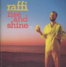 RAFFI - RISE AND SHINE NEW CD