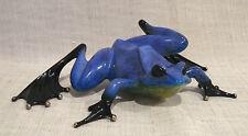 Tim Cotterill Bronze Frog Sculpture Peek-a-Boo