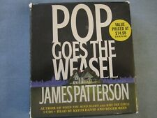 Pop Goes the Weasel by James Patterson (2006, Compact Disc, Abridged edition)
