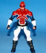 Marvel Legends Captain Britain Abomination Baf Locker Komplett