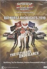 V8 Supercars - 2010 Bathurst 1000 Highlights (DVD, 2010)