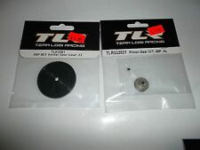 Team Losi Racing Kevlar Spur Gear 86 Tooth Aluminum Pinion Gear 31 Tooth 48pitch