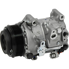 Universal Air Conditioner (UAC) CO 11294C A/C Compressor w/ Rear AC New