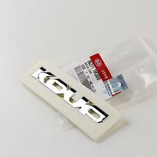"Genuine Kia Trunk Emblem Chrome ""KOUP"" for Forte 86311-1M300 *Ship Fast*"