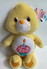 New 2003 Care Bears 9� Birthday Cake Bear Collectors Edition Plush