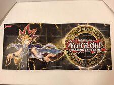 YuGiOh Legendary Collection 3 Yugi's World Double Sided Play Mat - NEW