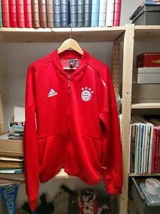 Adidas  Bayern Munich Anthem Jacket and Soccer Shorts. Both size  - Medium. USED