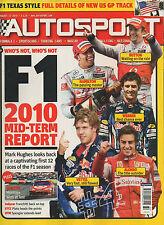 Profile - RAPAX in GP2 ... Autosport Magazine August 2010