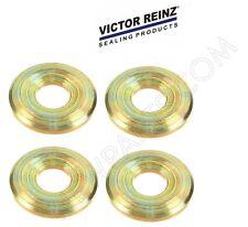 For Mercedes 190D 220D Prechamber Heat Shield VICTOR REINZ Set of 4 Brand NEW