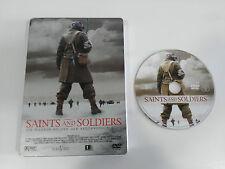 SAINTS AND SOLDIERS DVD STEELBOOK ENGLISH DEUTSCH - GERMAN EDITION + EXTRAS