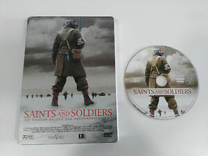 Saints And Soldiers DVD Steelbook English Deutsch - German Edition + Extras - Am