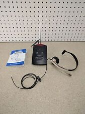 New Plantronics Telephone Headset System S11 No Ac Adapter