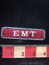 EMT Medical Tab Patch - Emergency Medical Technician 74V4